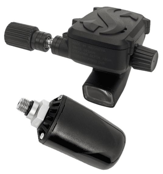 Scubapro-galileo-hud-and-transmitter